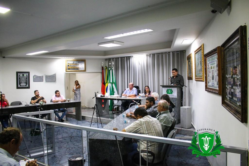 Sessão Ordinária 09/04/2019