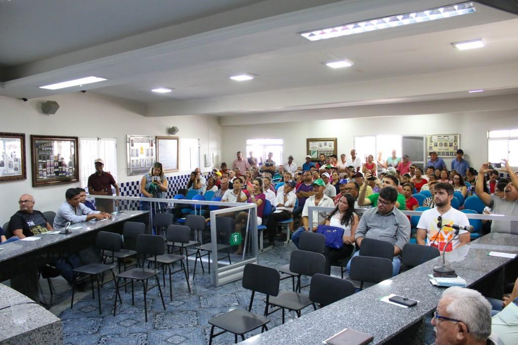 Audiência Pública Reforma da Previdência (PEC. 06/2019 e MP 871/2019)